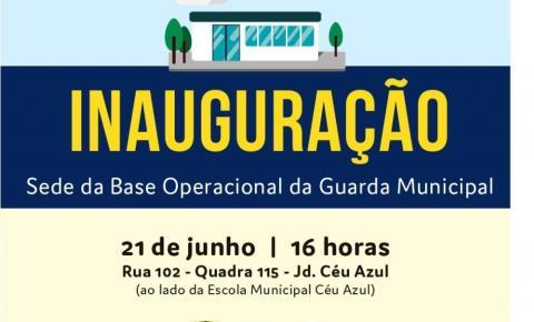 GM DE ALPARAISO GANHA BASE OPERACIONAL