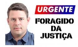 Foragido da Justiça, vereador Christovam solicita licença com salário e quem paga é o cidadão