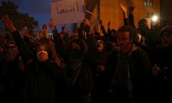 Protesto inédito deixa governo do Irã contra parede