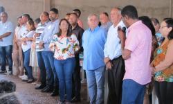 Prefeitura de Novo Gama entrega aproximadamente 450 escrituras a moradores do Grande Vale.