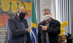 Paco Britto declara apoio a pré-candidatos do Avante