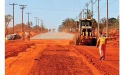 Pavimentação da VC-371 vai beneficiar 30 mil moradores da região