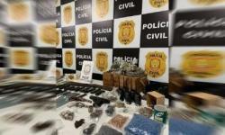 PCDF investiga grupo de PMs envolvido com venda ilegal de armas e munições