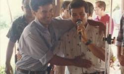 O meu adeus ao amigo e Jornalista Ricardo Noronha.