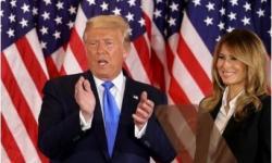 Trump declara vitória e anuncia ida à Suprema Corte para parar contagem de votos