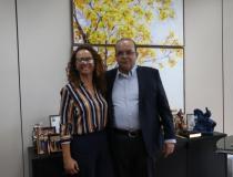 Entrevista com a administradora Marileide Romão sobre as realizações de sua gestão na cidade.