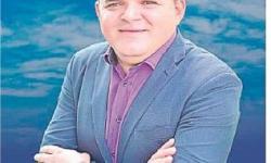 Paulo Jordão, vereador (PL) eleito em 2020, agradece a confiança dos eleitores