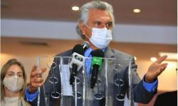 Após reunião com Pazuello, Caiado anuncia mais 160 mil novas doses de vacinas contra Covid-19 para Goiás