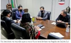 DF e Goiás estudam novo fluxo regulatório de pacientes