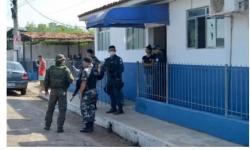 Em Águas Lindas de Goiás, polícia prende assaltante que cometeu crime no Pará