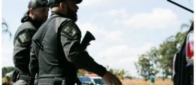 Três caseiros viram o suspeito de chacina no DF na manhã deste domingo