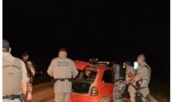 Suspeito de chacina no DF rouba carro e foge da polícia no Entorno