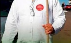 Infelizmente, o ex vereador Alberto Arapiraca perdeu a luta para o COVID-19