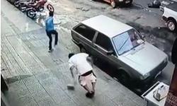 GO: após briga, homem é atingido por pedrada e morre na rua. Veja vídeo