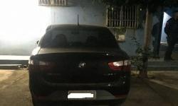 PM recupera carros roubados no DF e em Valparaíso (GO).