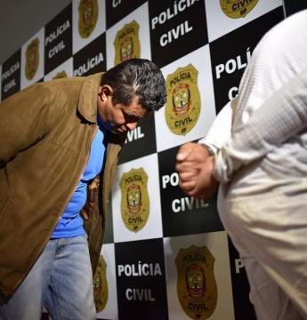 """""""Senhor das Armas"""" e PM da reserva são presos em operação da PCDF"""