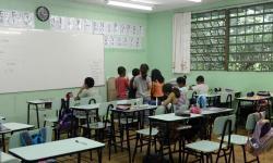 Eca… onde está a escola em tempo integral?