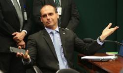 Sobre a nomeação de Eduardo Bolsonaro para embaixador do Brasil nos EUA.