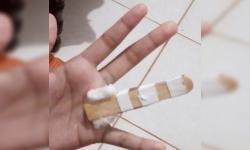 Homem quebra dedo do sobrinho e ameaça irmã de morte no Entorno do DF