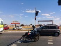 Omissão quanto à sinalização pode causar graves acidentes.
