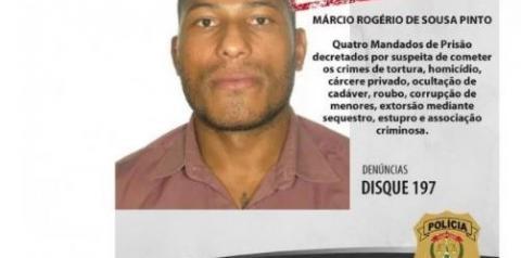 Chefe de quadrilha que torturava usuários de drogas em cisterna é capturado no RJ