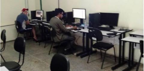 Bibliotecas de Santa Maria agora tem internet via fibra óptica