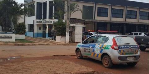 Prefeito de Planaltina de Goiás é preso em operação contra fraude