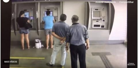 Estelionatários que agiam no DF são presos em Santa Maria