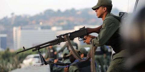 'Maduro prefere diálogo, mas se quiserem guerra, não fugiremos'