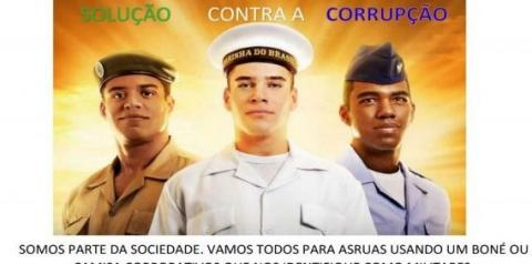 26 DE MAIO: MILITARES EM ALLERTA
