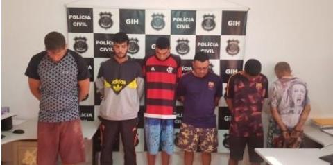 Operação Ex Ducere prende dez pessoas envolvidas na venda de drogas em escolas municipais de Valparaíso