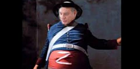 EXCLUSIVO!!! Na GEAP, Marcus Zorro Sobe A Patente Do Sargento Garcia…