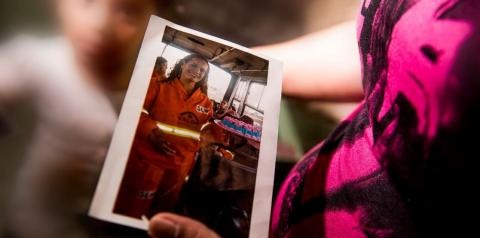 A vítima de feminicídio que morreu com a medida protetiva no bolso