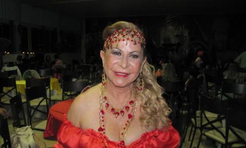 """Famílias de Santa Maria choram a morte de Marieta Cortes ferreira, a popular """"Tia Marieta"""""""