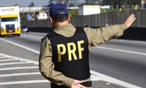 PRF prende, no Entorno, dupla acusada de cometer roubos a banco
