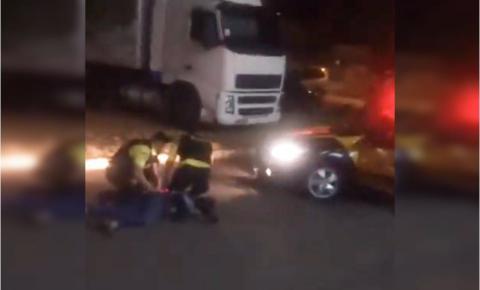 Detran-DF recolhe armas de choque usadas por agentes em motorista