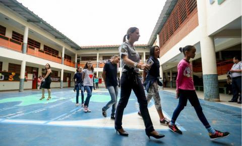 Inscrição para escola pública vai até dia 24
