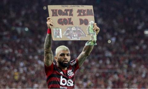 Fla atropela Grêmio e fará final com River