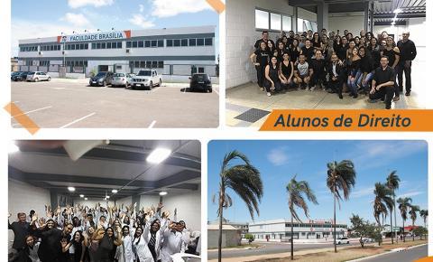 FACULDADE BRASILIA ABRE NOVAS TURMAS DE DIREITO E TÉCNICO EM ENFERMAGEM PARA 2020