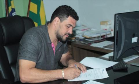 Everaldo Vidal, Ex Prefeito de Novo Gama, tem Contas Rejeitadas pela Câmara de Vereadores.
