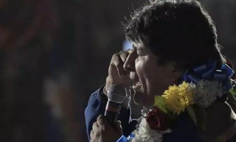 Evo Morales anuncia que deixa a Bolívia rumo ao México