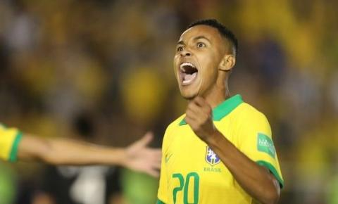 Brasil vira contra México e é tetra no Sub-17