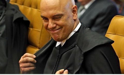 Moraes sugere liberar dados de 'dinheiro sujo'