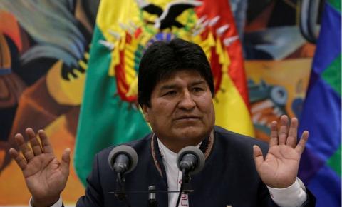 Ministério Público decreta prisão de Evo Morales