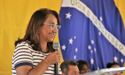 Prefeita  Sônia Chaves de Novo Gama faz balanço da gestão de  2019.