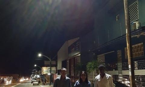 Prefeitura de Novo Gama implanta iluminação com tecnologia de LED
