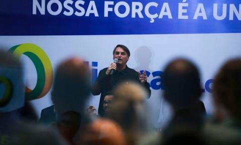 Bolsonaro avança com Aliança sem o 'Fundão'