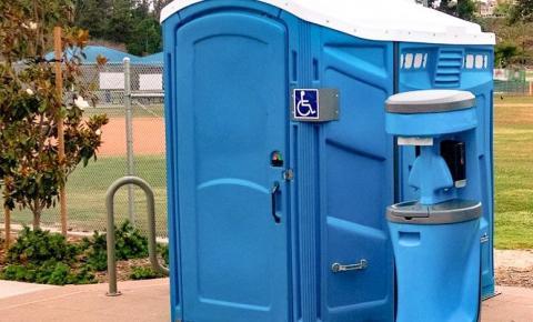 Robério Negreiros quer banheiros químicos para pessoas com deficiência em eventos públicos no DF