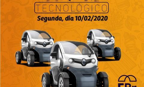 TROTE TECNOLÓGICO NA FACULDADE BRASILIA