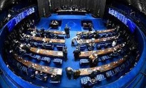 Senado ignora regra e mantém gabinetes de liderança irregulares